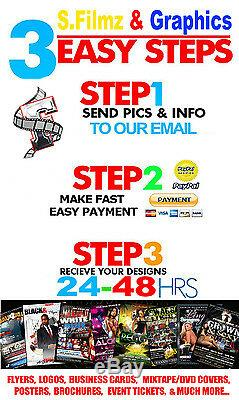 1000 4x6 FLYER PRINTING SERVICES