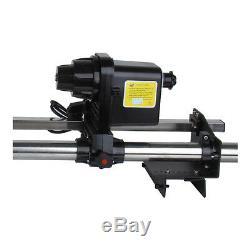 110V Auto Media Take up Roller Paper Reel for Roland FJ540 SP540/RA640/RE640