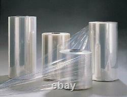 18 CF Polyolefin Heat Shrink Wrap Film, 75 Gauge 3500 ft