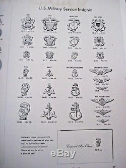 1944 American Type Founders Catalog Titled Ornaments Typeset by ATF