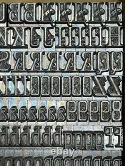 24 Clematis Letterpress 5A
