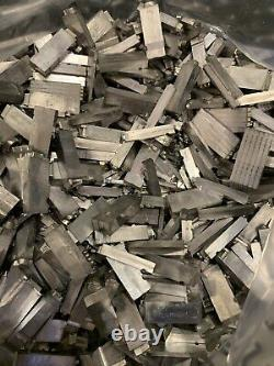 25 Pounds Clean Scrap Casting Reloading Old Type Set Linotype Lead. ATF