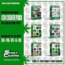 420 Mega Bundle 150 PRINTABLE VECTOR CLIPART- SVG EPS DXF AI PNG SETUP FOR PRINT