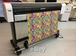 44Roll Take UP system for Epson, Mutoh & Mimaki Ink Jet Printers / Wide Format