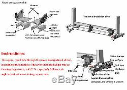 54'' 64'' 74'' Auto Media Take up Reel System Paper Pickup Roller with 2 Motors