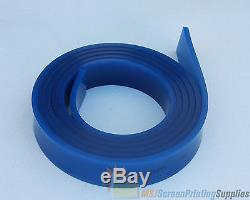 80 Duro Durometer Silk Screen Printing Squeegee Rubber Blade Roll 144 In/12' FT