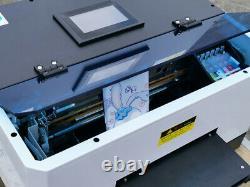 A5 UV Flatbed Inkjet Printer for Case Lightweight Phone Case Printer 6 Colors