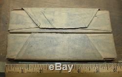 ATF NOS 10pt Nicholas Cochin Lower-case Original 1920's Wraps