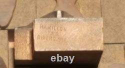 Alphabets WOOD Letterpress Type Hamilton 12line 2 Ben Franklin 141pc V49 10#