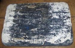 Antique Boxberg Germany Breeding Coop Printing Litho Lithographic Stone German