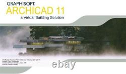 ArchiCAD 11 Hardware Key Dongle (U. S. Version) (Digital Download required)