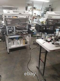 Brother GT-541 Series print head repair recovery and services-color print heads