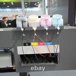 Bulk Continuous Ink Supply System For Mimaki jv33 jv3 JV5 4 bottles, 8 Cartridge