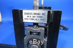 Charles Brand Press etching intaglio litho Takach Sturgis Griffin Conrad