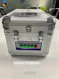 Claraprint 50w printhead cleaning machine Xaar/ Seiko/Ricoh/ Konica/ Spectra