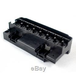 DX5 Print Head Manifold/Adapter for Mutoh RJ900C VJ1204 1304 1604W Mimaki JV33