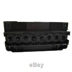 DX5 Solvent Print head Manifold/Adapter for Mutoh VJ1604 2606 Mimaki JV33 JV5
