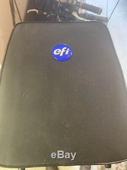 EFI ES-1000 Spectrophotometer Kit With Case & Calibration tray
