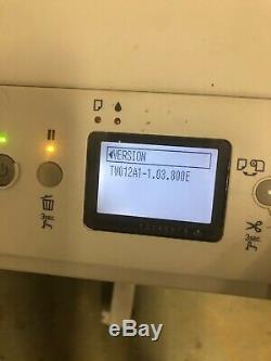 Epson stylus pro 9880 Large format printer