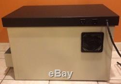 Excel 5000 Polymer Curing System, Ultra Violet, 120 Volts