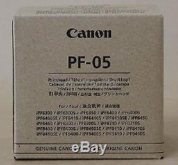 GENUINE Canon Print Head PF-05 3872B001 Free Shipping from Japan