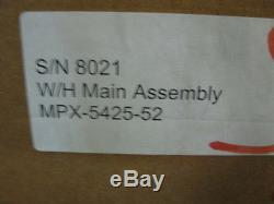 HP Indigo CA190-00960 MPX-5425-52 HEAD WRITING for 1000/2000 Digital Press
