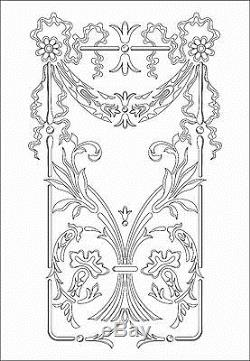 Highly Detailed Historic Vector Designs