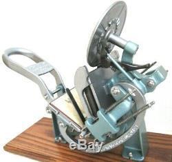 Kelsey Model N 3x5 2 Roller Platen Letterpress Mint Condition Set Up & Extras