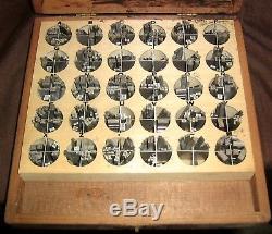 Kingsley Hot Foil Stamping, 6-Drawer Wood Cabinet, 5 Fonts/Type Sets, 6 Rolls, Gold