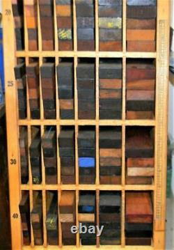 Letterpress Almost Full Furniture Cabinet with Wood Furniture S81 45#
