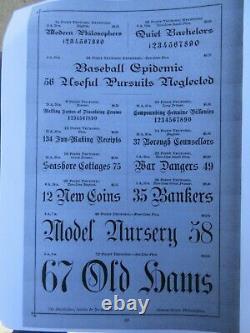 Letterpress Lead Type 14 Pt. Teutonic No. 1 Johnson Type Foundry, Chicago B29