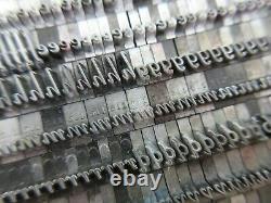 Letterpress Lead Type 18 Pt. Liberty ATF # 511 M38