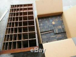 Letterpress Thompson Furniture & Cabinet P76