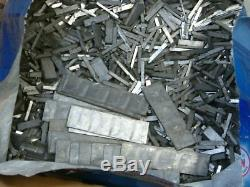 Monotype bullet casting metal 51+ lbs. / Harder than Linotype metal