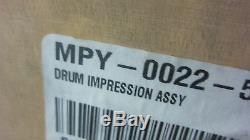 Mpx-1458-53 HP Indigo Mpy-1458-52 Mpy-0022-52 Drum Impression Assy