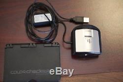 NEW SEALED X-Rite i1 Photographer Kit (EODIS3MSCCPP) i1 display + colorchecker