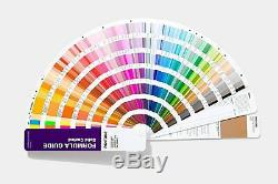 New 2020 Pantone Formula Guide Coated Book Only Gp1601a