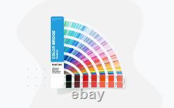 New Pantone Color Bridge Color Guide Coated Book