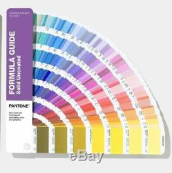 New Pantone Formula Color Guid Uncoated Book GP1601A 2020