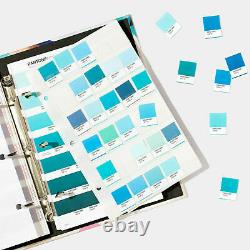 New Pantone Solid Chips Unoated Color Book Gp1606N