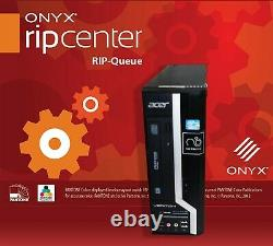 Onyx RipCenter v11 + Dongle + PC (Or without PC)
