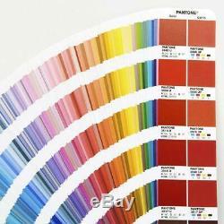PANTONE Color Bridge Set Coated & Uncoated GP6102N 1, 845 solid colors