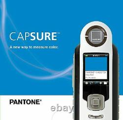 Pantone Capsure Color Matching X-Rite RM200-BPT01 HandHeld Device With Bluetooth