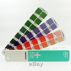 Pantone Color BRIDGE Guide COATED Edition SOLID to CMYK PMS Converted 4 Colors