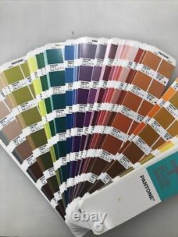 Pantone Color Bridge Plus Series Set Coated & Uncoated Guides