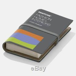Pantone Cotton Passport FHIC200A-EDU Portable Pantone FHIC Booklet