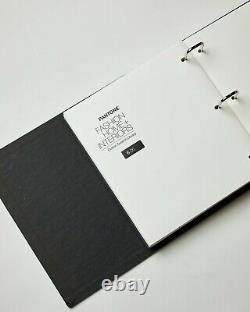 Pantone, Cotton Swatch Library, FHIC100