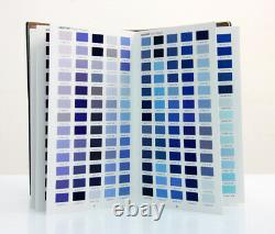 Pantone FHIC200 Cotton Passport Color Guides Fashion + Home 2310 Colors