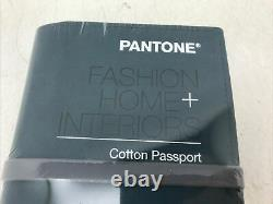 Pantone FHIC200 Cotton Passport NEW SEALED Ships from Ohio