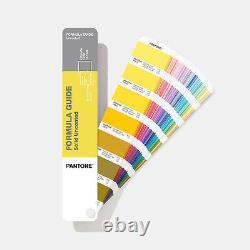 Pantone Formula Guide 2021 Solid Uncoated Color Book GP1601ACOY21